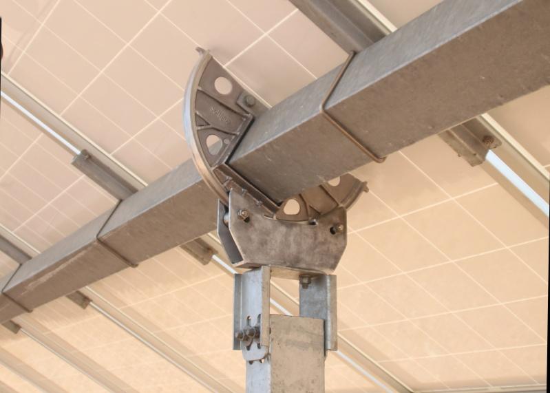 Solar Tracker - Decathlon - Soltigua - PV trackers, Solar